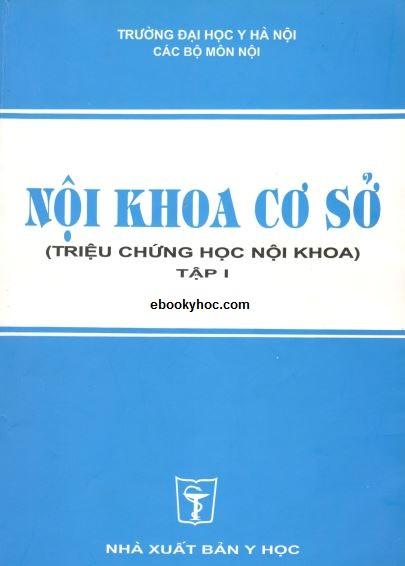[PDF] Nội khoa cơ sở – Bộ môn Nội tổng hợp, Đại học Y Hà Nội