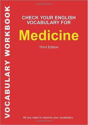 [En] Tài liệu từ vựng tiếng Anh Y khoa – Check your English vocabulary for Medicine