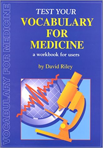 Test Your Vocabulary for Medicine