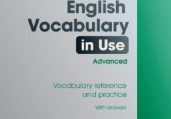 English Vocabulary in use – Cambridge University Press