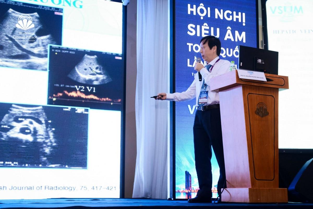 [10-VSUM2018]Trọn bộ slides báo cáo hội nghị siêu âm Việt Nam 2018