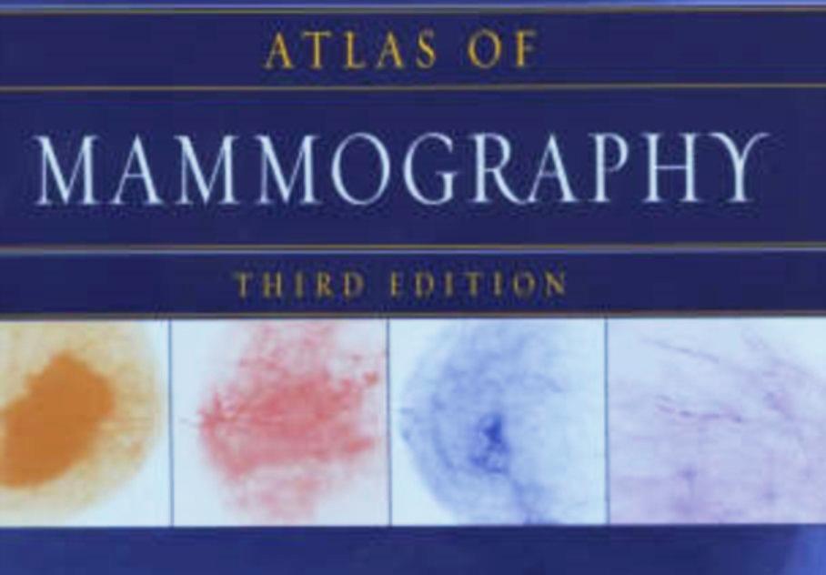 Atlas of Mammography – Atlas xquang tuyến vú
