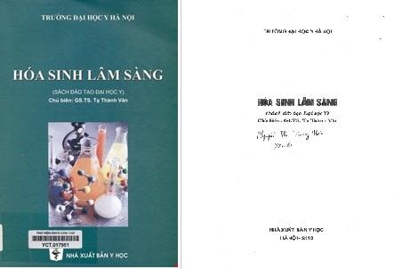 [PDF] Hóa sinh lâm sàng – Đại học Y Hà Nội