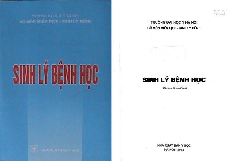 [PDF] Sinh lý bệnh học – Đại học Y Hà Nội