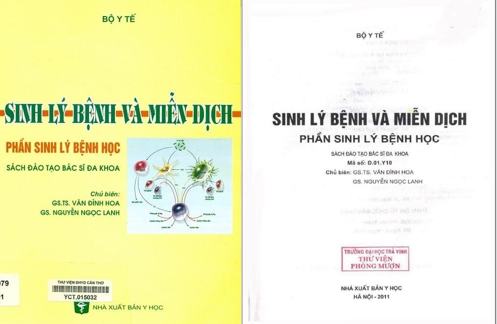 [PDF] Sinh lý bệnh và Miễn dịch – Bộ Y tế – Phần Sinh Lý Bệnh (bản đẹp)