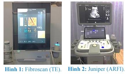 [VSUM2019] So sánh kỹ thuật ARFI với kỹ thuật Siêu âm đàn hồi thoáng qua TE trong định lượng xơ hóa gan