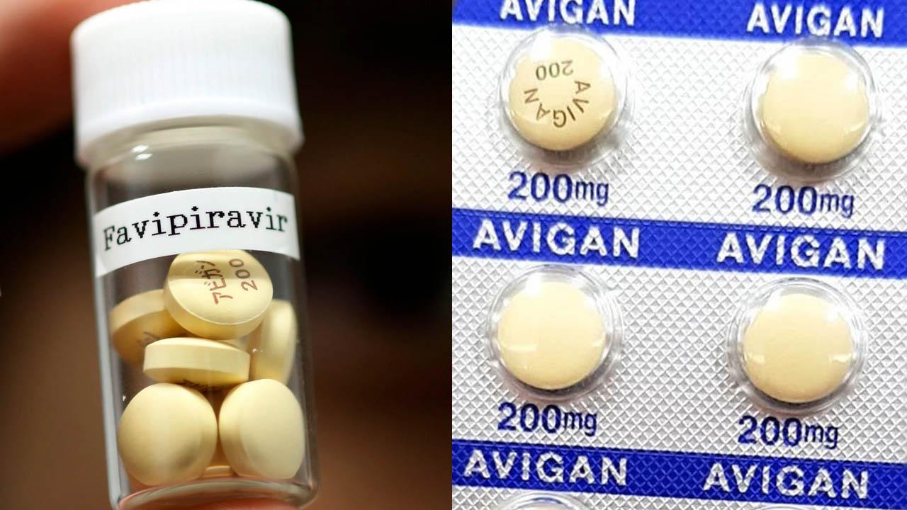 Tìm hiểu về thuốc Avigan