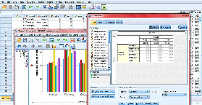 Phần mềm SPSS phân tích dữ liệu nghiên cứu khoa học