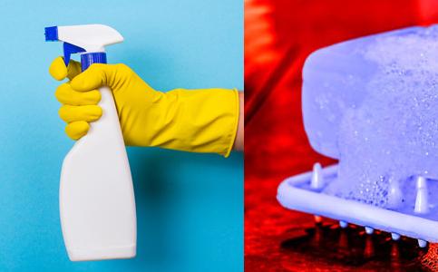 Một số lưu ý trong việc sử dụng chất tẩy rửa tiêu diệt virus COVID-19 tại nhà